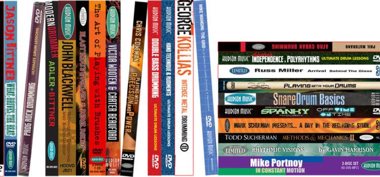 Instructional DVD Bulk Pack