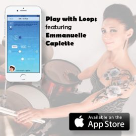 Emmanuelle Caplette: Play with Loops 2017 App