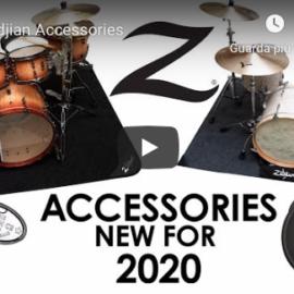 New Zildjian Accessories for 2020