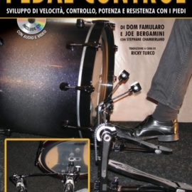 Pedal Control – Sviluppo di Velocità, Controllo, Potenza e Resistenza con i piedi (con CD audio e video)