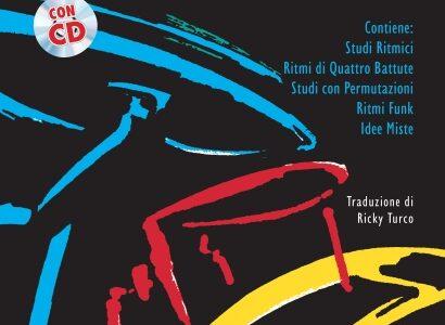 Future Sounds – Un libro di concetti per la batteria moderna (Edizione Italiana – con CD)