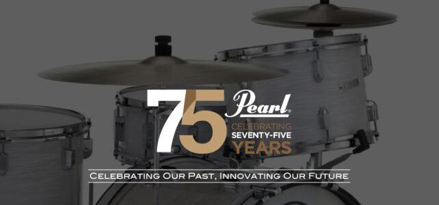 Pearl celebra i suoi 75 anni – PRESENTAZIONE DEI NUOVI PRODOTTI